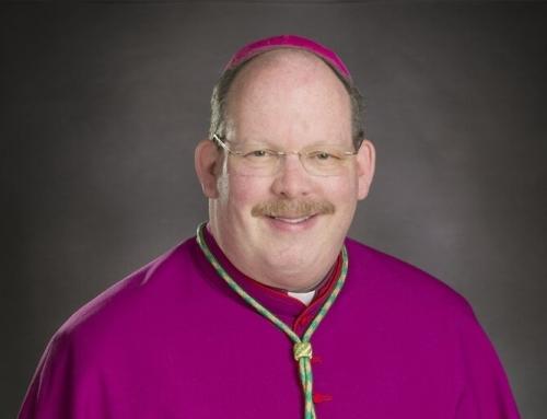 Archbishop Upham sends Christmas greetings