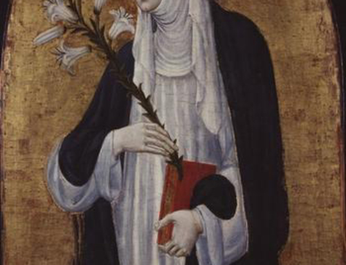 St. Catherine of Siena's understanding of intercessory prayer