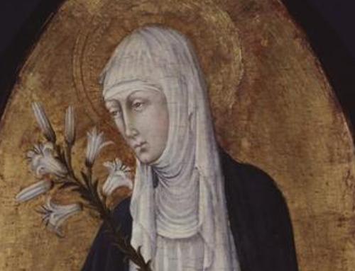 St. Catherine of Siena's understanding of intercessory prayer